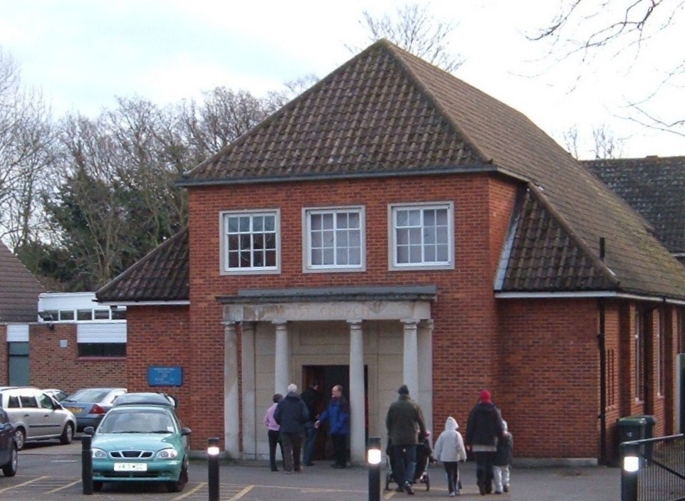 Worcester Park Baptist Church photo