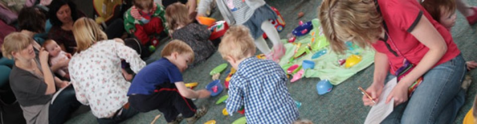 Carers and Toddlers